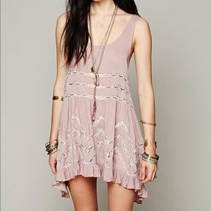 Free People Intimately Yours Flowy Tunic
